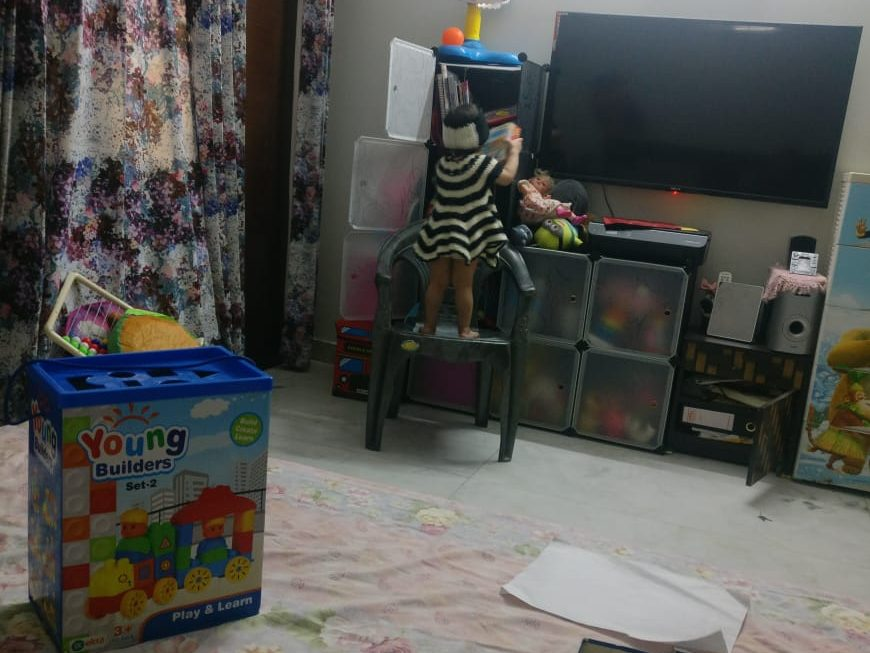House Activities for kids