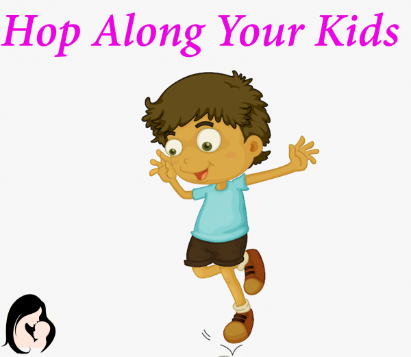 Hop Along Your Child