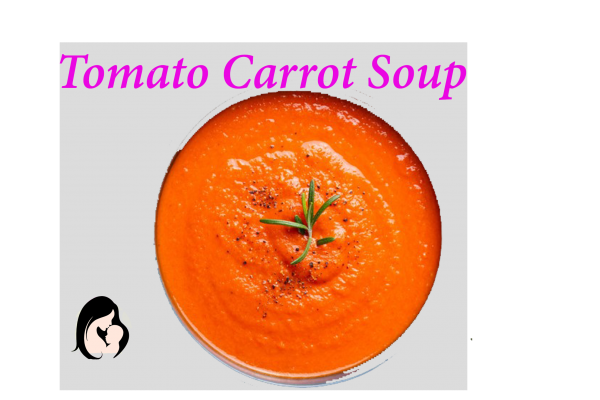Tomato Carrot Soup – Winter Special
