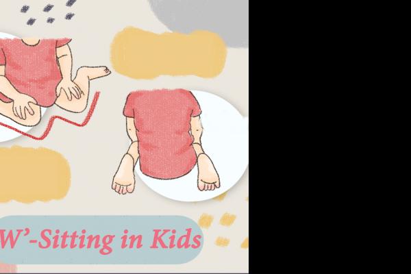 W-sitting in Kids